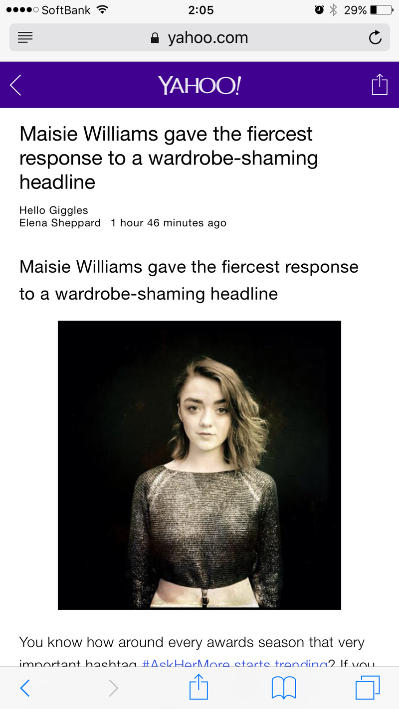 What does headline mean