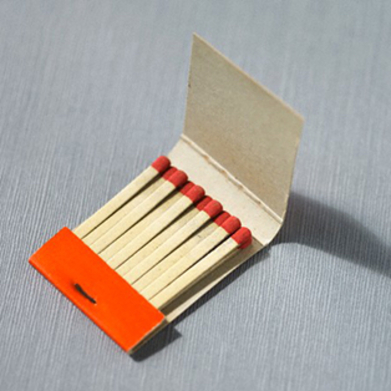 book of matches is this really a book とはどういう意味ですか