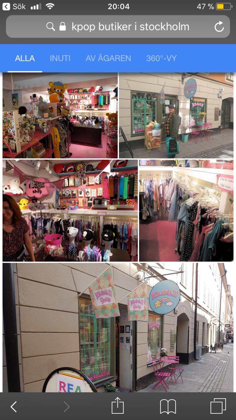 Kpop Shop Sweden