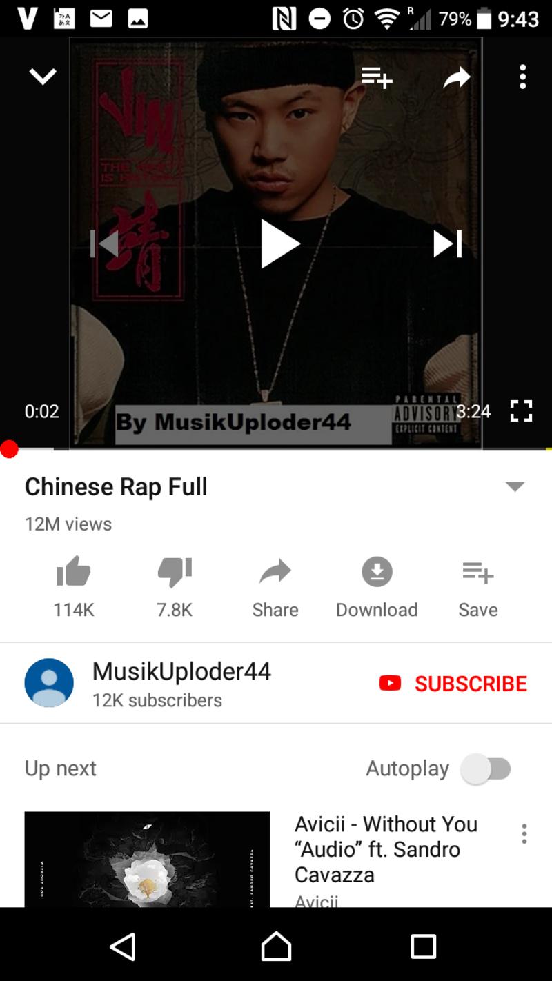 Chinesischer Rap