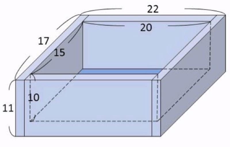 違い 体積 容積