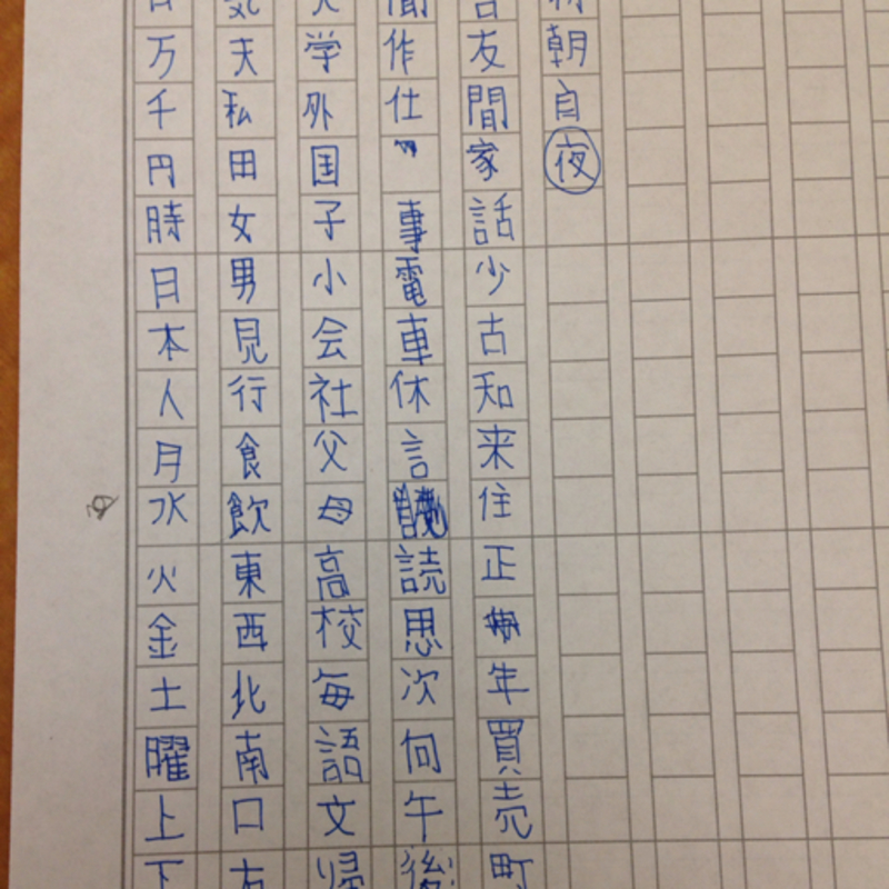 Should I be learning kanji differently? As it stands, I try
