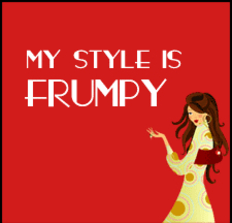 What does frumpy mean? | HiNative