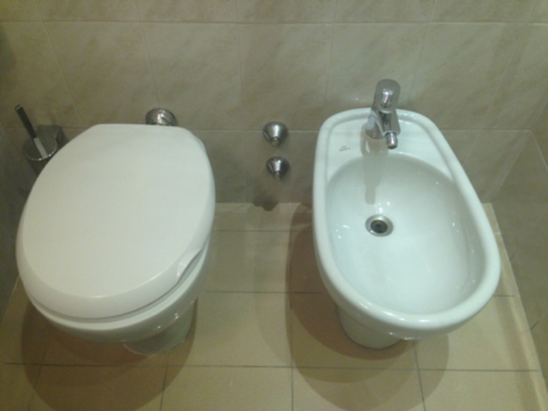 I Am At A Hotel In Italy What Is The Thing To The Right Of The