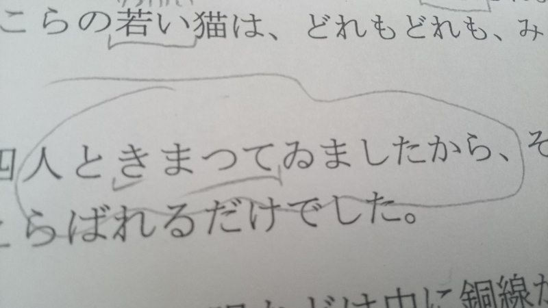 What does Please, explain the meaning and pronunciation 「きまって