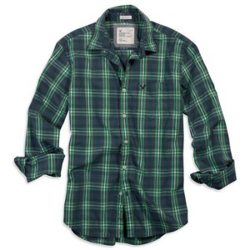 What Does Green Plaid Shirt Mean Hinative