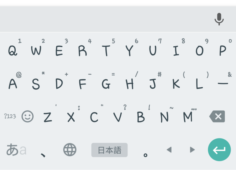 Could You Show Me How Does A Typical Japanese Keyboard Look Is It